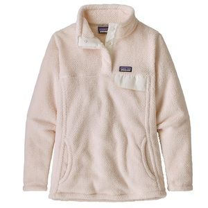 Patagonia Girl's Re-Tool Snap-T Pullover Fleece